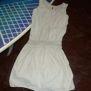 James Perse 100% cotton light dress size 2